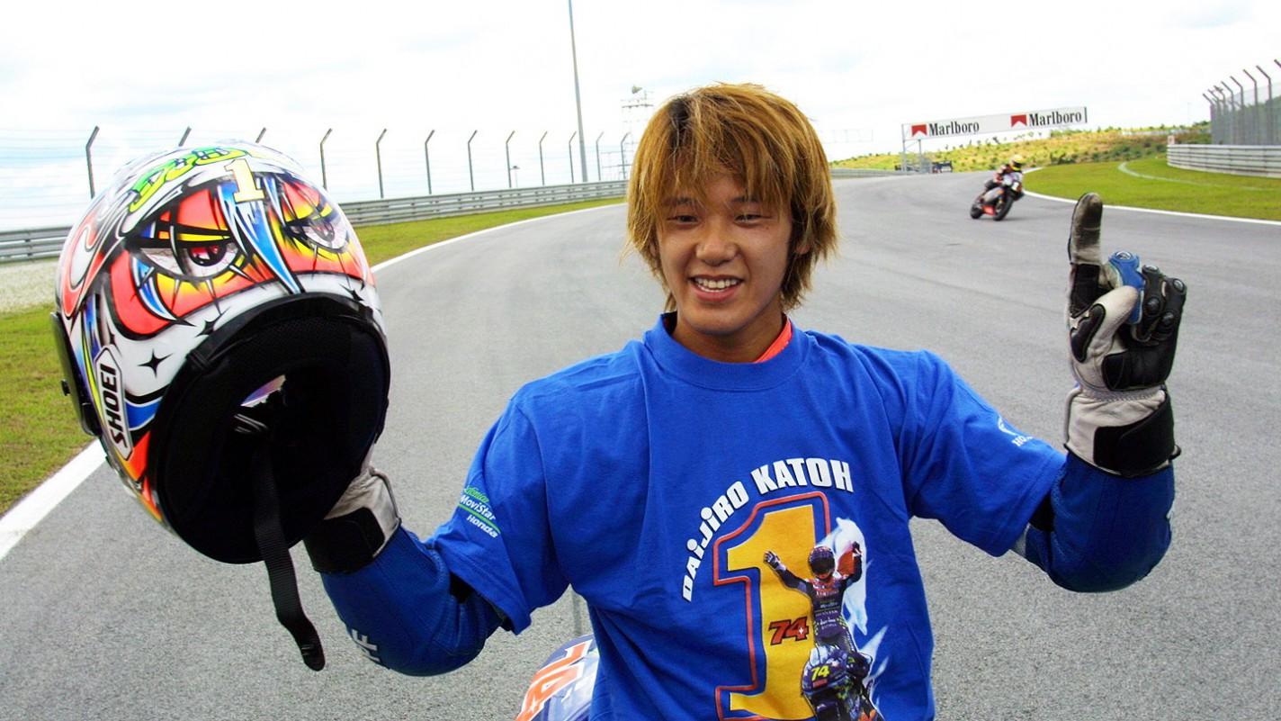 誰もが愛し、誰もが憧れたライダー、加藤大治郎を知っていますか ...
