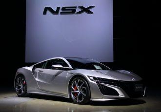 """新型NSX、ついに日本販売を発表!「""""操る喜び""""を徹底追求したスーパースポーツ」"""