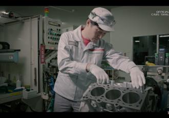 5人の匠が作る手組みエンジン!世界で活躍する日産 R35GT-Rの工場見学!
