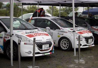 輸入車だらけの全日本ラリーJN5クラス。純粋な国産車はヴィッツだけ?2つの車両規定が入り混じるこのクラスはホットハッチだらけ!