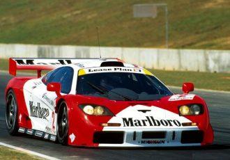 マルボロカラーのレーシングカーと言えば?フォーミュラだけじゃない、マルボロマシンを6台ご紹介!