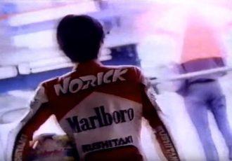 レイニー!ノリック!世界に名だたるライダー達が出演した、DUNLOPタイヤのCM動画4選!