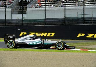 ロズベルグが悲願の鈴鹿で優勝!燃えに燃えた日本GPは22台全車完走!