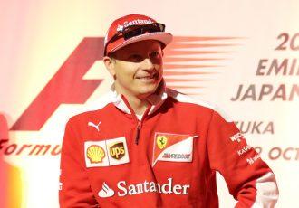 サーキットの楽しみはレースだけじゃない!F1日本GP2016小ネタ集Part.2「あのキミ・ライコネンが笑った!!」