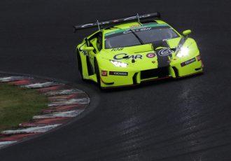 ついにスーパー耐久にもランボルギーニ・ウラカンが参上!いきなり3位表彰台の快進撃をみせる