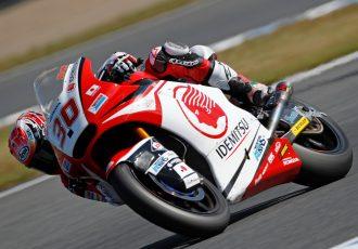あと0.227秒…Moto2中上貴晶の近くて遠い母国GP初表彰台
