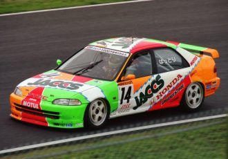 オヤジセダンによるガチンコレース!!1990年代に日本中が熱狂したJTCC参戦マシン紹介Part.2