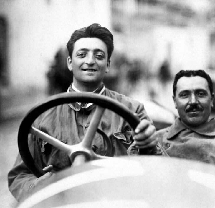 リトル・フェラーリと呼ばれた名...