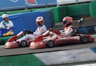 本番のレースより面白い!?ホンダサンクスデーで行われた超ガチンコ勝負のカート大会