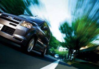 車高1,550mm!機械式立体駐車場も入れる日産の軽自動車、初代オッティ