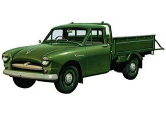 タクシーのボディを流用したオシャレなトラック!トヨペット・RK/初代スタウトとは