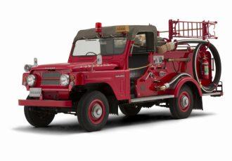 低回転大トルクエンジンが頼もしい!消防車としても長く活躍した2代目日産・パトロールとは?