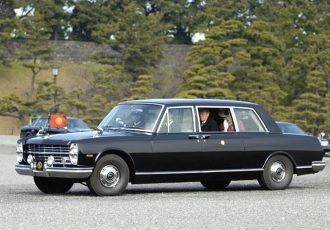 天皇陛下が40年も愛した名車。日産 プリンスロイヤル誕生秘話