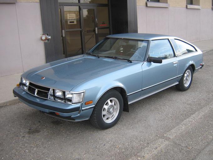 初代A40/50型スープラ(1978年-1981年)