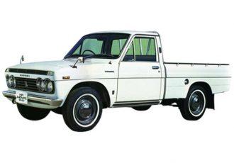 打倒ダットラ!小型トラックに新風を吹き込んだ初代トヨタ・ハイラックスとは?