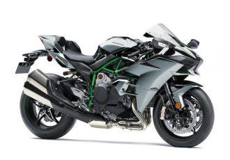 最高速340km/hのバイク!?カワサキ新型Ninja H2/H2 Carbon/H2Rが登場!公道走行可能なモデルでも最高出力231馬力!!