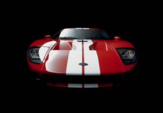 全高40インチ(約1メートル)という低さのスーパーカー!フォードGTってどんなクルマ?