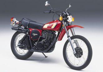 驚異のパリダカ2連勝!! 名車SR400が誕生するきっかけとなったヤマハXT500とは?
