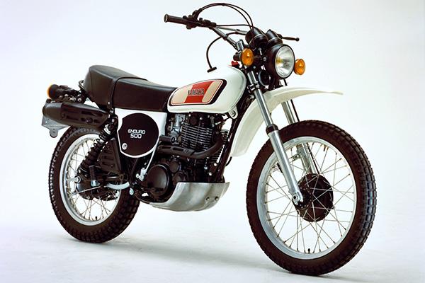 ヤマハ・XT500