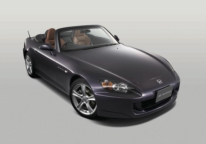 2007年式 ホンダ・S2000後期モデル