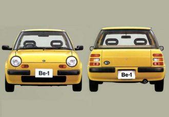 国産車デザインの特異点!?30年以上たった今でも新鮮さを感じる日産・Be-1