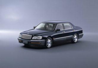 129万円で買えるV8セダン!? 孤高の高級車 初代三菱・プラウディアが唯一無二だった点とは?