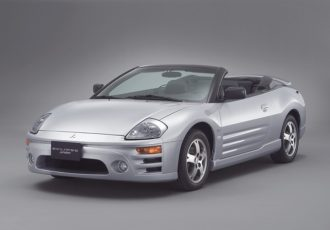 実はEVモデルもあった!? 3代目三菱 エクリプスがオープンカーしか発売されなかった理由とは?