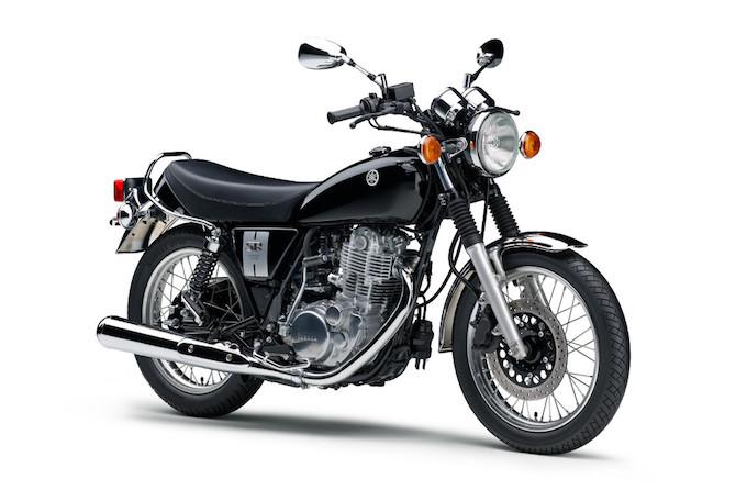 2019年モデル・ヤマハ新型SR400