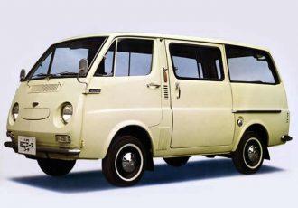 トヨタのボクサーエンジン!ヨタハチの兄弟、ミニエースはミニバンの先駆けだった!?