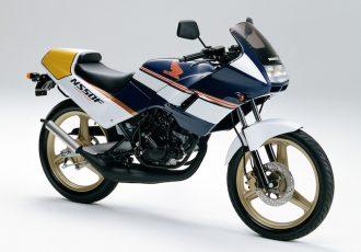 伝説の原付バイク!!ホンダNS50F/NS50Rは1万回転まで回せるってホント!?