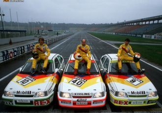 DTMやWRCでも活躍!!当時のレースシーンを席巻したオペル・カデットEとは?