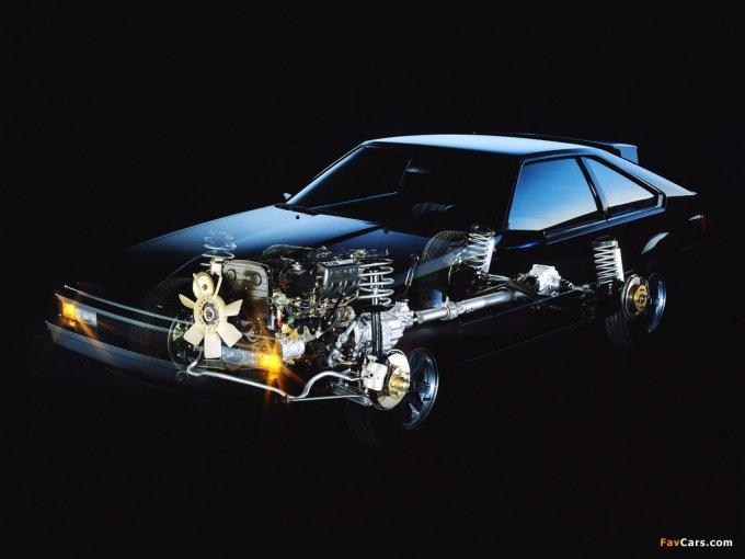 トヨタセリカXXMA60