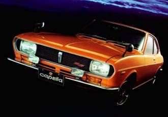 ハコスカよりも速かった!?マツダの屋台骨を支える名車、初代カペラ!