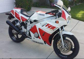 レースに勝つためだけに生まれたバイク!!ヤマハFZR400伝説!