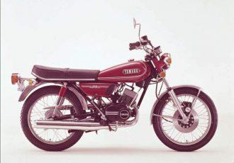 優雅な姿と裏腹に狂気の2サイクルサウンドを奏でる!ヤマハ RD125を覚えていますか?