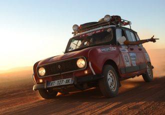 世界で3番目に製造されたクルマ!フランス旧車の定番、ルノー4を知ってる?