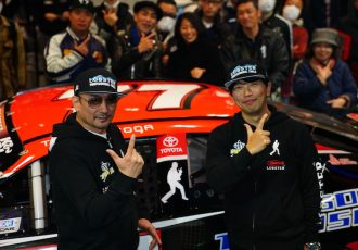 NASCARに歴史を残せるか!?日本人唯一のトヨタワークスドライバー誕生!