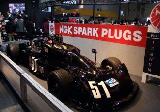 伝説の国産F1マシン!!日本も世界と戦えることを証明したコジマKE007!