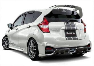 日本一速い男の答えがコレだ!!日本一売れた車、日産NOTEのIMPUL仕様がカッコ良すぎる!