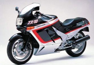 最強最速の座を死守!カワサキの隠れた名車ZX-10って知ってる?