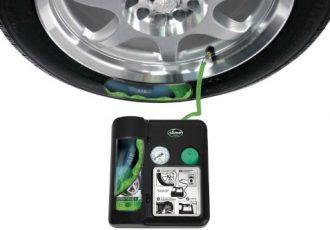 パンク修理キットの使い方知ってる?クルマからスペアタイヤが無くなった理由とは?