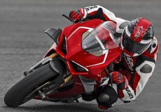 455万円はお買い得!?MotoGPマシン並に速いドゥカティパニガーレV4Rが登場!