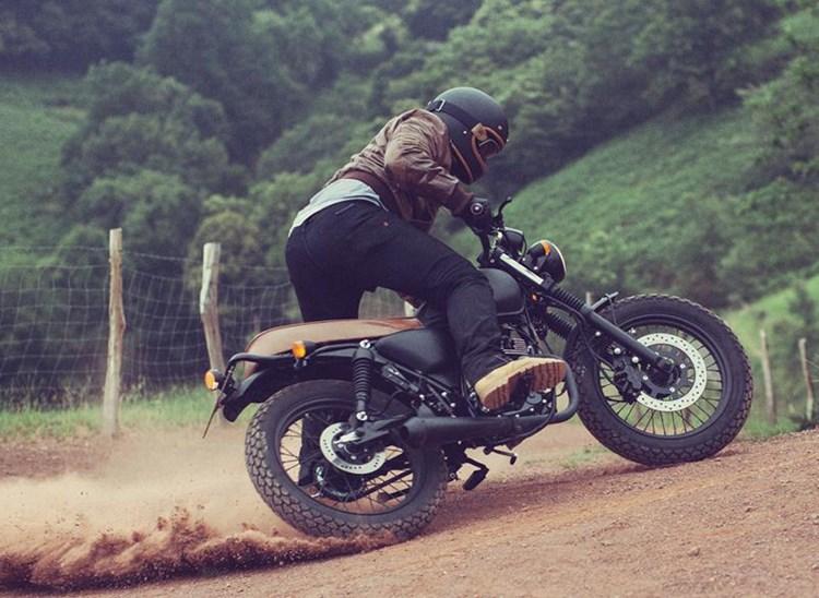 モーター サイクル 250 マット