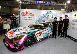 マル秘情報たっぷり!?あの超人気チームとMotorzの夢のコラボが実現!【SUPER GT 2019】