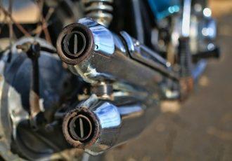 知らないと損!バイクの社外マフラーは、認証マークがあっても車検は通りません!!