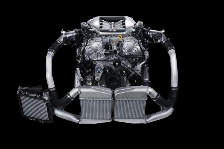 R35 GT-R VR38DETT ターボ