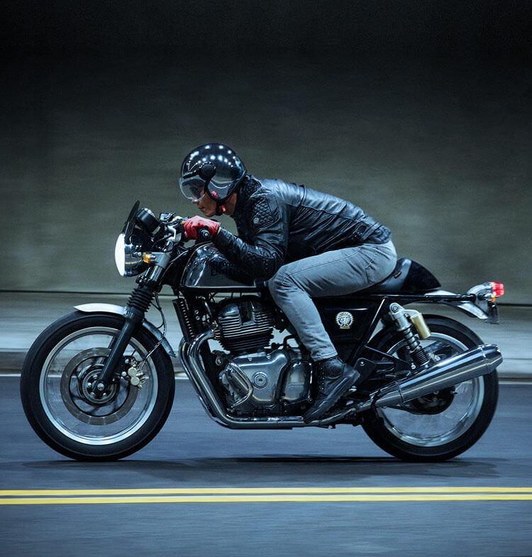 エン フィールド バイク