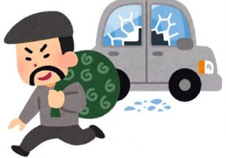 鍵をしてても盗まれます!!車両盗難の手口と対策方法、狙われやすい車は?