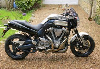 1670ccの鼓動を感じろ!!ヤマハMT-01は全く新しいバイクだった!
