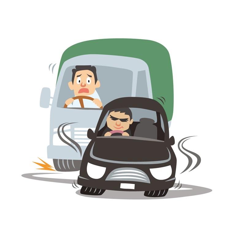 現行犯以外 煽り運転